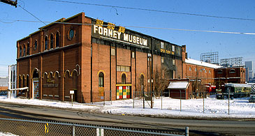 The Forney Museum in the 1980s