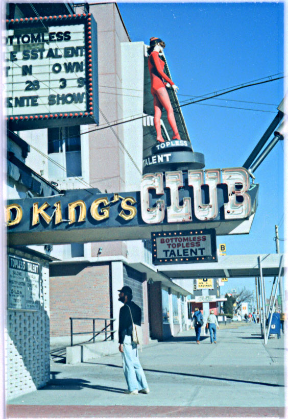 Sid Kings, Marion and Colfax, Denver. Photo by Donna Altieri.